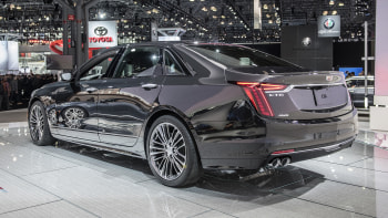 Cadillac Launches Ct6 V Sport With Hot 550 Horsepower Twin Turbo V8