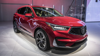 2019 Acura Rdx Debuts In N Y With A Spec Version And Turbo Power