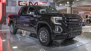 New Gmc Truck >> 2019 Gmc Sierra At4 Off Road Package Revealed In New York City