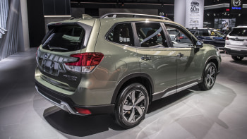 2019 Subaru Forester New Platform Lots Of Changes But Loses