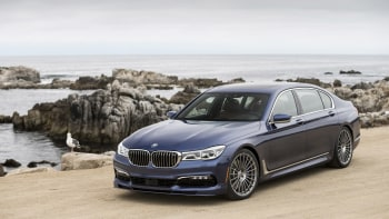 BMW Alpina B XDrive An Opulent Hp Blue Bombshell Autoblog - 2018 bmw alpina b7 price