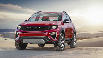 Ford Baby Bronco And Focus Active To Share Platform Autoblog