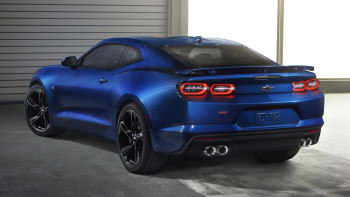 Chevrolet Camaro Gets A Heavily Revised Look For 2019 Autoblog