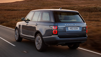 2019 Range Rover 400e plug-in hybrid review and road test