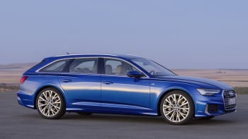 Audi A6 Avant wagon looks great but isn't meant for America