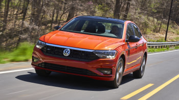 2019 Volkswagen Jetta R-Line quick spin review and rating | Autoblog