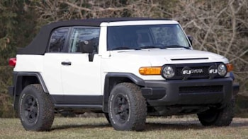 Convertible Toyota FJ Cruiser for sale on Craigslist | Autoblog