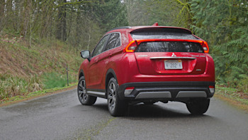 Mitsubishi Eclipse Cross Review   Forget the name, focus on