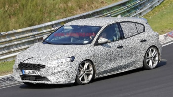 Ford Focus ST rumored to inherit 2 3-liter EcoBoost four
