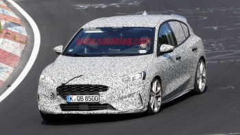 Ford Focus St Rumored To Inherit 2 3 Liter Ecoboost Four From Rs