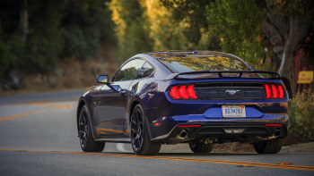 2018 Ford Mustang Ecoboost Review Magnetic Suspension Is A Must Buy
