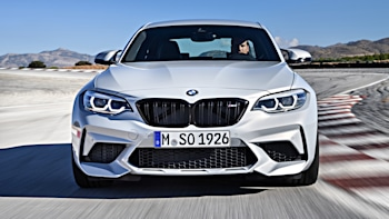2019 Bmw M2 Competition Quick Spin Review And Rating Autoblog