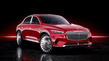 Mercedes Benz Leaks Vision Mercedes Maybach Ultimate Luxury Concept