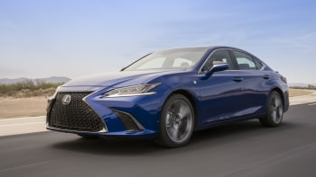 2019 Lexus ES 350 and ES 300h get new styling, platform and
