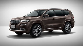 Jeep Cherokee 3Rd Row >> 2019 Jeep Grand Commander Fully Unveiled At Beijing Motor Show