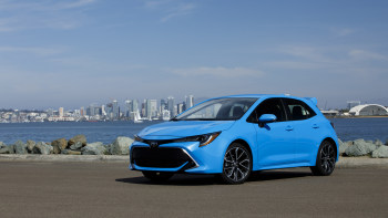 2019 Toyota Corolla Hatchback Quick Spin Review Autoblog