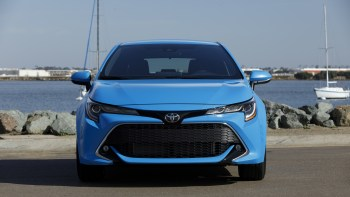 2019 Toyota Corolla Hatchback Recalled For Possible Transmission