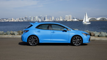 2019 Toyota Corolla Hatchback quick spin review | Autoblog