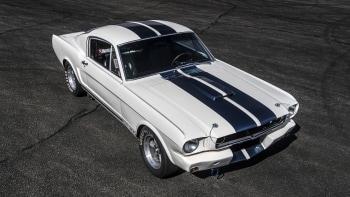 1965 Shelby GT350R Competition by Original Venice Crew