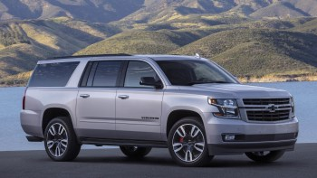 2018 Chevrolet Suburban RST >> 2019 Chevy Suburban Rst Performance Package Revealed Autoblog