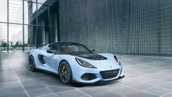 Lotus Elise 0 60 >> New Lotus Exige Sport 410 Is A Lightweight 410 Hp Sports Coupe