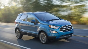 2018 Ford Ecosport Road Test Review Autoblog