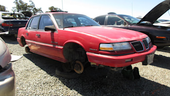 This 1991 Pontiac Grand Am with a 5-sd manual is a ...  Engine Diagram on