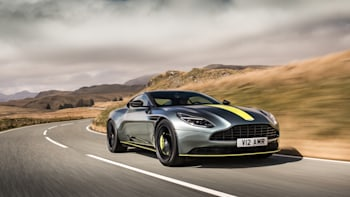 2018 Aston Martin Db11 Amr Road Test Review Autoblog