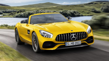 2018 Mercedes Amg Gt S Roadster Revealed Autoblog