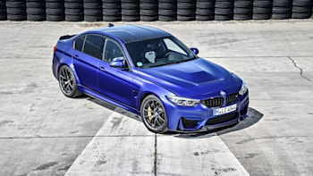 2018 Bmw M3 Cs Road Test Review With Specs Autoblog