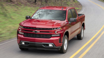 2019 chevy silverado 2 7l turbo prototype drive | full-size pickup,  four-cylinder engine
