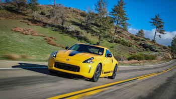 2018 Nissan 370z Heritage Edition Photo Gallery Autoblog