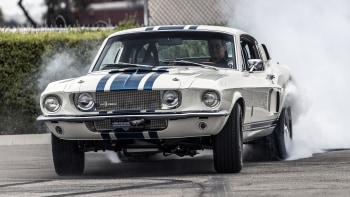 1967 Shelby GT500 Super Snake Road Test Review
