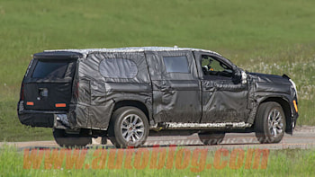 2020 Chevy Suburban: Redesign, News, Options, Release >> 2020 Chevy Suburban Independent Rear Suspension Spied Autoblog