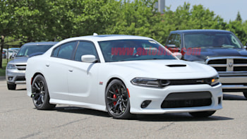 2019 Dodge Charger Srt Scat Pack Spied Autoblog