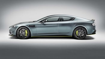 Aston Martin Rapide Amr Is A Hardcore Limited Edition Farewell