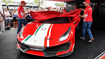 2019 Ferrari 488 Pista Piloti Ferrari Introduced For Racers Autoblog