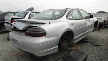 this 2001 pontiac grand prix gtp is a supercharged junkyard gem autoblog this 2001 pontiac grand prix gtp is a