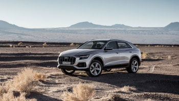 2019 Audi Q8 Quick Spin Road Test Review Autoblog