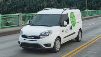 2019 Ram ProMaster, ProMaster City commercial vans revealed