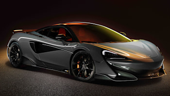 2019 mclaren 600lt revealed with more power, less weight - autoblog