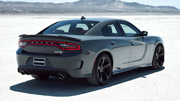 2019 Dodge Charger Srt Hellcat Upgraded With Demon Parts Autoblog