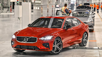 volvo s60 south carolina factory is an assault on america's market