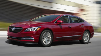 2019 Buick Lacrosse Sport Touring Introduced With New Look Autoblog