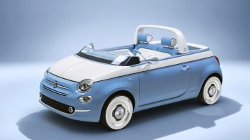 Fiat Re Introduces The 500 S Beach Version Autoblog