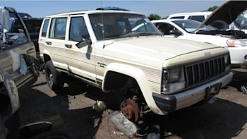 jeep cherokee xj 1988 complete factory service repair workshop manual