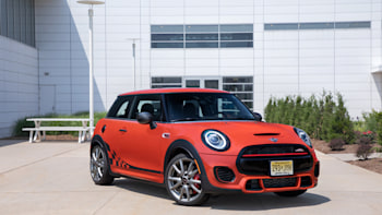 2019 Mini John Cooper Works Hardtop International Orange Edition Is