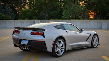 2019 Chevy Corvette Stingray Z51 Drivers Notes Quick Spin
