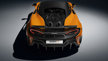 Mclaren S New Road Legal Track Car The 600lt Starts At 240k