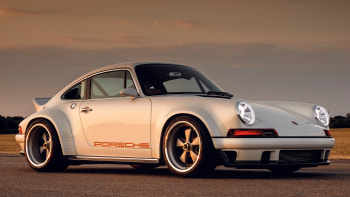 Porsche Usa Build >> Singer And Williams Join Forces To Build Light 500 Hp
